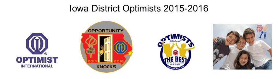 Iowa District Optimists